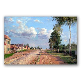 Route de Versailles, Rocquencourt